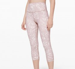 lululemon wunder under highrise crop luxtreme