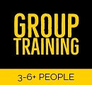 Group Training Sessions (3-6+ People)
