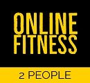 Online Fitness - Group (2 People)