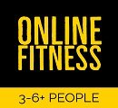 Online Fitness - Group (3-6+ People)