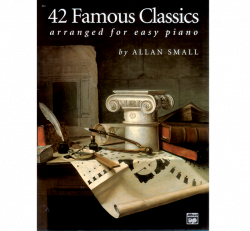 42 Famous Classics for Piano
