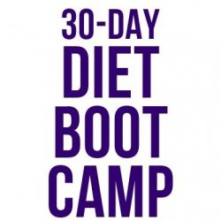 Non-Member: 30-Day Diet Bootcamp