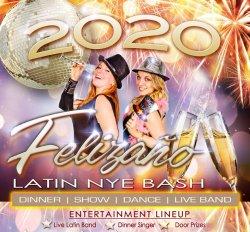 2020 FELIZAÑO Dance ONLY - Early bird til Sept 15