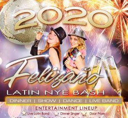 2020 FELIZAÑO Dance ONLY (10 person)- SUPER Early bird til Sept 15