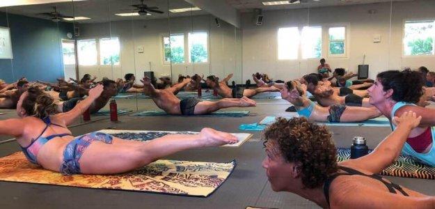 Yoga Studio in Waikoloa, HI