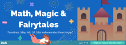 Math, Magic & Fairytales - Times Tables that Stick!