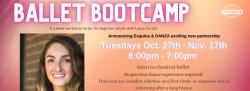 Ballet Bootcamp: Beginner Ballet