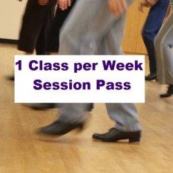 7 Week Session Pass Oct-Nov 2019