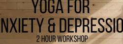 V-Yoga for Anxiety & Depression