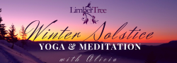 Winter Solstice Yoga & Meditation