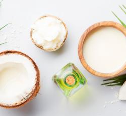 Coconut & Amber Foot Treatment
