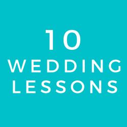 Wedding Program (10 Class Package)