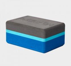 Manduka Foam Block (Pacific Blue)