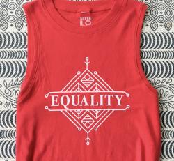 EQUALITY Muscle Tee
