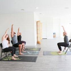 SitFit Chair Yoga Drop-In Class (Members Pricing)