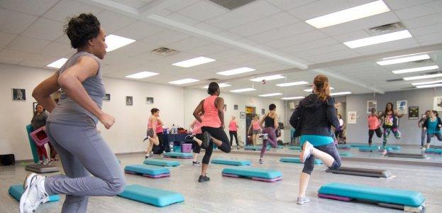 Fitness Studio in Springfield Township, NJ