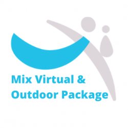 10 Class MIX Virtual & Outdoor Package