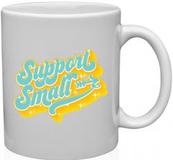 Support Small Mug
