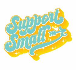Support Small Sticker