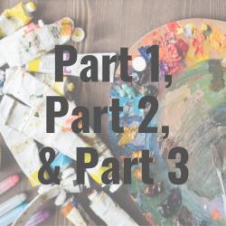 ArtLab Online - Part 1, 2, & 3