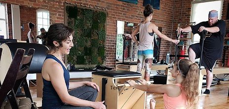 Pilates Studio in Greensboro, NC