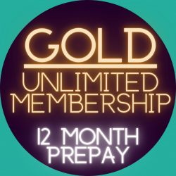 12-Month Unlimited (PREPAID)