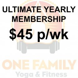 Ultimate Yearly Membership