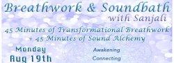 Breathwork & Soundbath