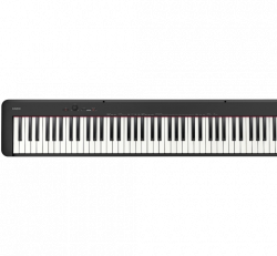 Casio CDP-S100 Compact Digital Piano Black