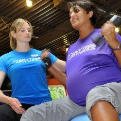 8 Prenatal  Personal Trainer session