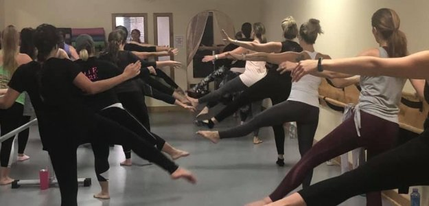 Barre Studio in Redding, CA