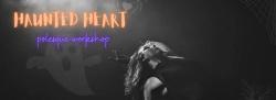 Haunted Heart Polesque Workshop