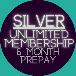 6 Month Unlimited -Prepaid-(SILVER)