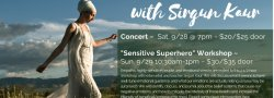 Sensitive Superhero Workshop with Sirgun Kaur