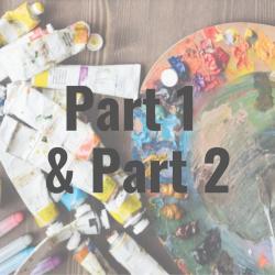 ArtLab Online - Part 1 & 2