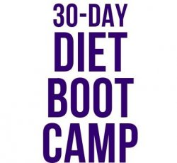 Members Only: 30-Day Diet Bootcamp