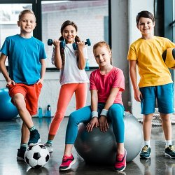 Kid Kicks Fitness Month to Month
