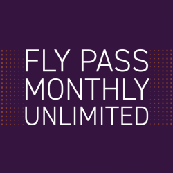 FlyPass Monthly Unlimited
