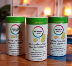 Sunny Gummies Vitamin D3 1,000 IU