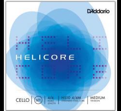 D'Addario Helicore Series Cello String Set 4/4