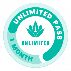 Unlimited One Month Pass