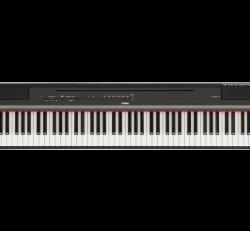 Yamaha P-125B Digital Piano