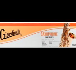 Giardinelli Saxophone Starter Pack
