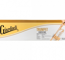 Giardinelli Trumpet Starter Pack