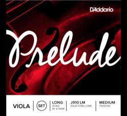 D'Addario Prelude Viola J910 LM String Set