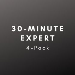 Expert: 30 Minute Universal 4-Pack