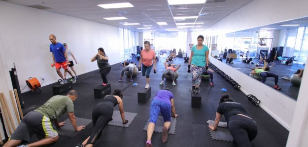 Fitness Studio in San Jose, CA