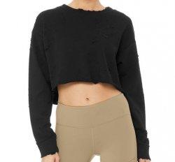 Fierce Pullover (black) - L