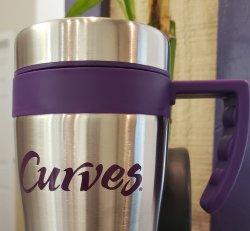 Stainless Travel Mug-15oz, silver (US)