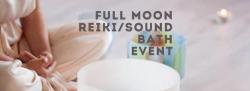 Reiki Sound Bath with Maritza & Mel